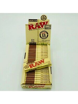 RAW Classic 1-1/4 rolling papers