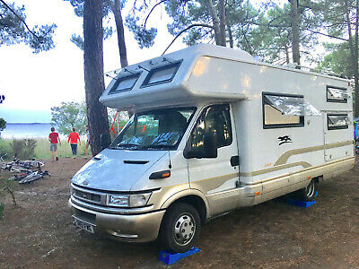 2001 Laika Ecovip 2i 7 berth motorhome, RHD, 125BHP, superb condition, cherished