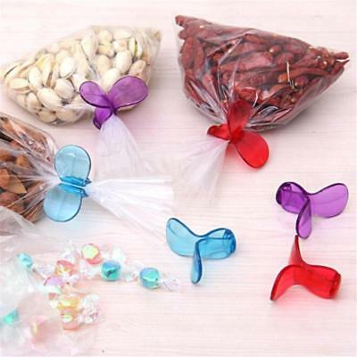 Food Storage Bag Plastic Sealing Clip For Snack Food Clip Sealer Sealing Tool CH