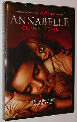 Annabelle 3 Comes Home DVD Brand New & Factory Selaled! from Conjuring Universe