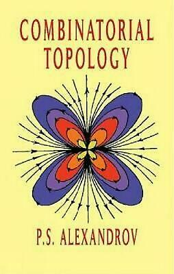 Combinatorial Topology by P. S. Alexandrov (English) Paperback Book Free Shippin