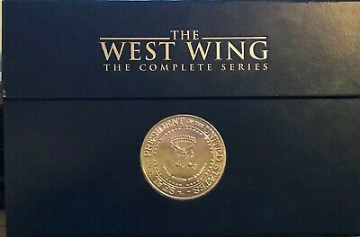 WEST WING Complete Series DVD Collection Seasons 1 2 3 4 5 6 7 With Pilot Script