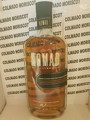 NOMAD OUTLAND WHISKY 41,3% 70cl 700ml 0,7L FINISHED IN SHERRY CASKS IN JEREZ