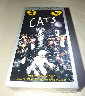 CATS , THE Musical (Commemorative Edition), New DVDs