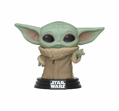 Star Wars Mandalorian Disney + Series Baby Yoda FUNKO POP Figure - PRE-ORDER