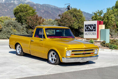 1967 Chevrolet C10 C10 C-10 Short Bed Pick Up Truck 1967 Chevrolet C10 C10 C-10 Short Bed Pick Up Truck Lowered 350 Engine Must See