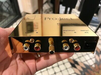 Phono Box Pro-Ject Limited Edition