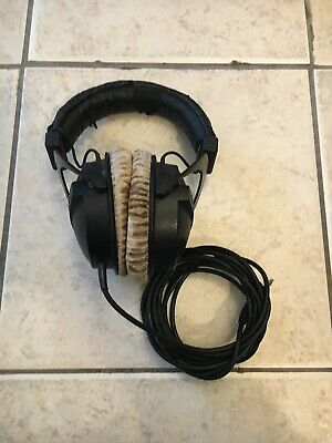 Beyerdynamic DT 770 PRO Headband Headphones - Gray