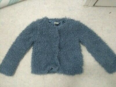 Girls Next Jacket size 11-12 years (height 152cm) Colour is light blue