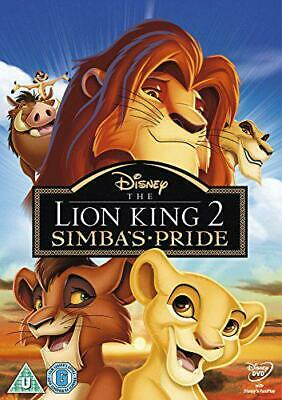The Lion King 2: Simba's Pride [DVD], New, DVD, FREE & FAST Delivery