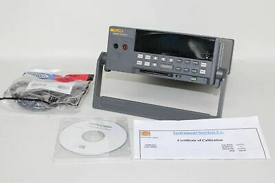 FLUKE Hydra Series II Model 2635A Data Acquisition/Logger System w/Certificate