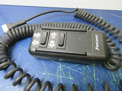 Bruno Handheld Power Lift Control Box Remote for Curb Sider VSL-6000 #2808