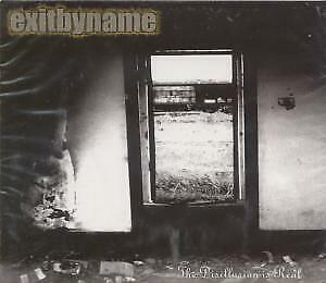 EXIT BY NAME Dissillusion Is Real CD 11 Track In Slipcase (revxd239) UK Revolv