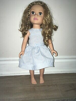 Journey Girls Mikaella 18' Doll-  Collection