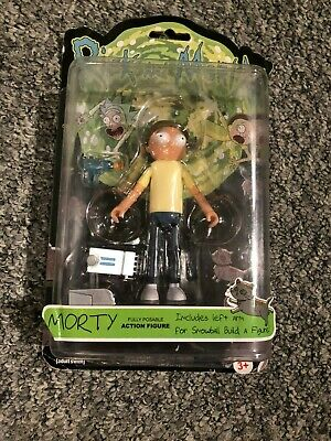 FUNKO RICK AND MORTY Morty ACTION FIGURE (Unopened)