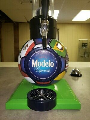 Modelo Especial Soccer Ball Beer Tower with Chill Tube