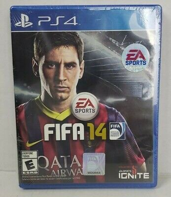 FIFA 14 For PlayStation 4 PS4 Soccer Brand New