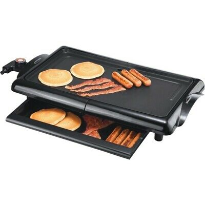 New Brentwood Appliances TS-840 Nonstick Electric Griddle