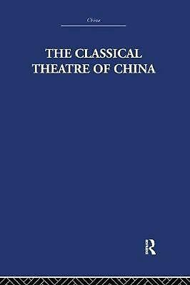 The Classical Theatre of China by A.C. Scott Paperback Book Free Shipping!