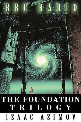 Foundation Trilogy (adapted by Bbc Radio) by Isaac Asimov (English) Hardcover Bo