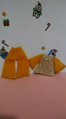 Dawn Doll Outfit Complete in Very Good Condition #718 Tangerama Tunic