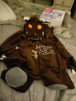 THE GRUFFALO TU Age 2-3 YEARS boys girls dress up outfit all in one costume