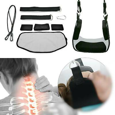 Hammock for Neck Headache Tension Pain Nerves Relief Cervical Traction A UK