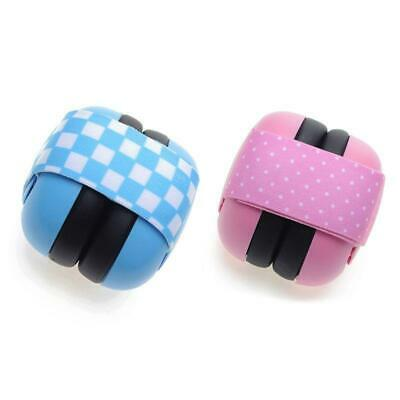 Baby Kids Ear Defenders Anti-Noise Earmuffs Hearing Protection Durable r