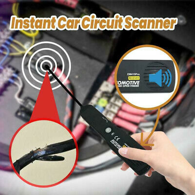 Car Automotive Short And Open Finder Repair Tool Cable Circuit Wire Tracker