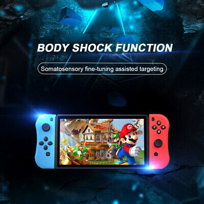 US Joy-Con Switch Wireless Game Controllers Gamepad for Switch Left &Right xv5g