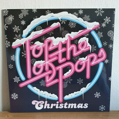 Various Artists - Top Of The Pops Christmas Vinyl - New And Sealed