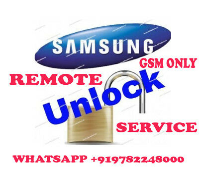 Samsung Galaxy Grand Prime SM-G530AZ Unlock Code Service via usb for Cricket USA