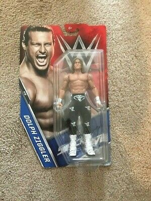 WWE Wrestling Basic Series 72 Dolph Ziggler action figure