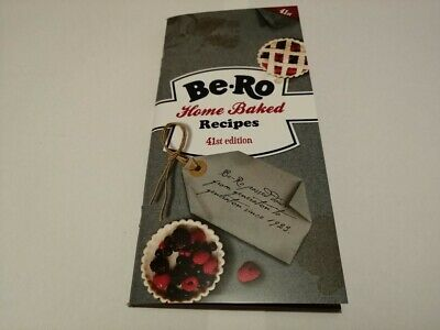 *Be-Ro Bero Home Baked Recipes Book-Latest 41St Ed.-Christmas Cake/Pud.-New-Wow!