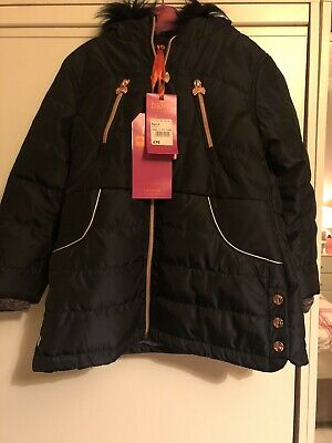 Girls Ted Baker Coat Age 6 years