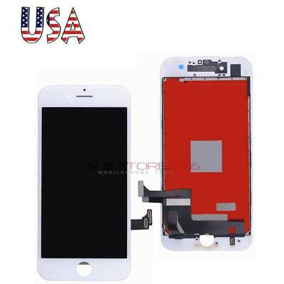 """For iPhone7 4.7""""Full Screen Replacement LCD Display Digitizer Touch White A++ US"""