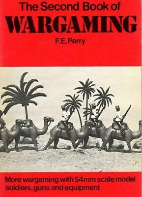 Model & Allied Pub Mini Rules Second Book of Wargaming, The SC VG+