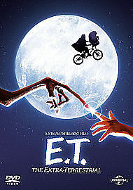 E.t. The Extra-Terrestrial Genuine R2 Dvd Henry Thomas Drew Barrymore New/Sealed