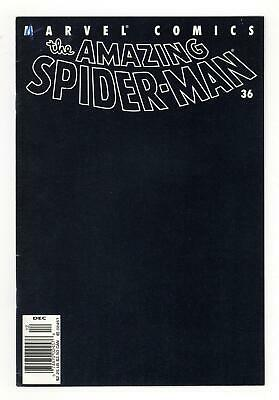 Amazing Spider-Man #36N Newsstand Variant VG- 3.5 2001