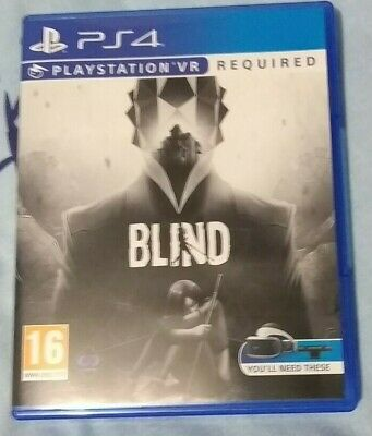 Blind (PS4)  Playstation VR PSVR UK PAL