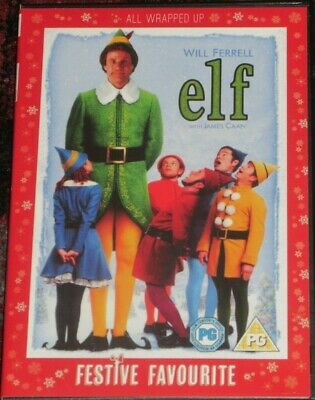 Elf [DVD] [2003] - 2 Disc Edition ~ Will Ferrell