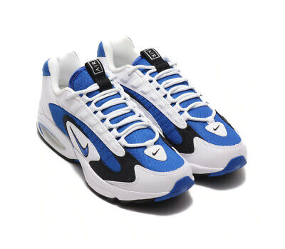 Details about New Nike Air Max 96 Triax QS Cd2053 106 WhiteVarsity Royal Blue Mens Shoes n1