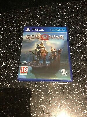 PlayStation 4 PS4 Game God Of War ( 2018 Edition )