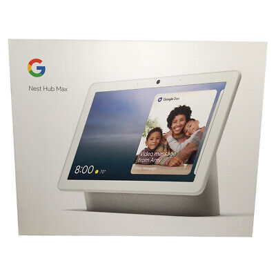 Google Nest Hub Max with Google Assistant works with iOS - Nest Cam Surveillance