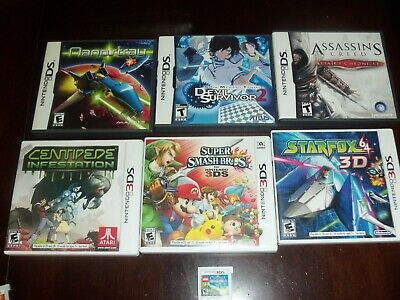 nintendo 3ds / ds games choose the ones you want to purchase 2ds xl