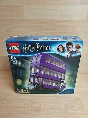 NEW - LEGO Harry Potter Knight Bus Toy - 75957