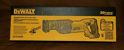 DeWalt DCS380B / 20-Volt MAX Lithium-Ion Cordless Reciprocating Saw (Tool-Only)
