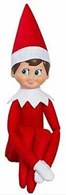 The Elf on The Shelf (EOTGIRL) A Christmas Tradition (Blue-Eyed Girl Scout Elf)