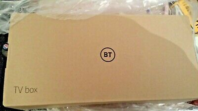 BT DTR-T2110 500GB Youview+ HD Smart TV Recorder **LATEST MODEL FROM BT **