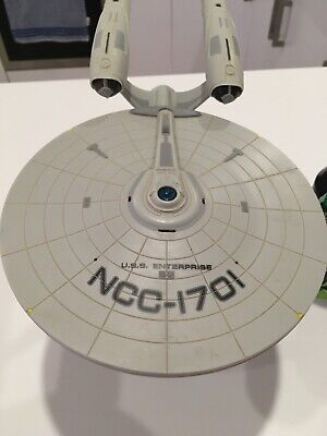 ENTERPRISE NCC 1701-A In Perfect Condition All Lights And Sounds Work Perfectly